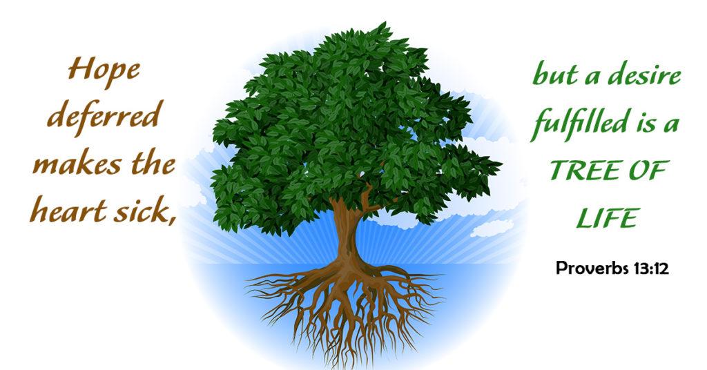 Tree of Life Proverbs 13:12